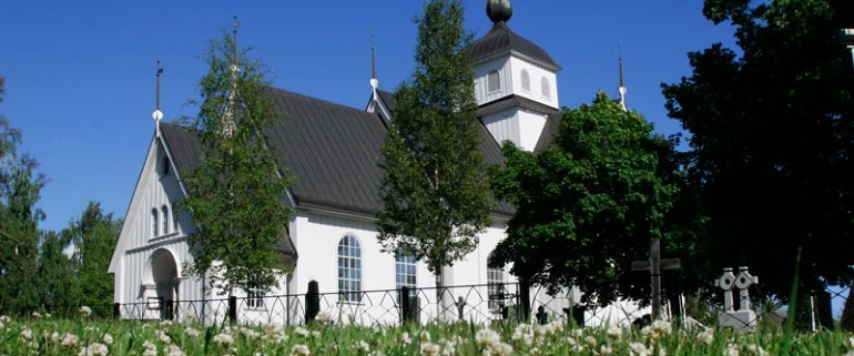 Piteå City church